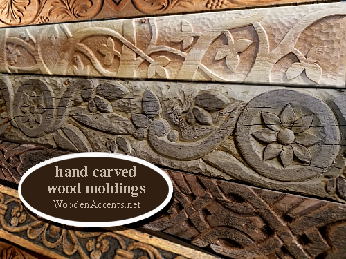 Wooden Accents - decorative moulding installation - Colorado Springs, CO
