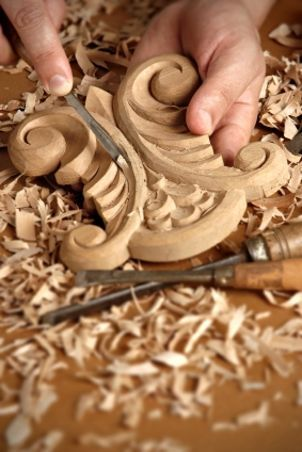 Wooden Accents Woodcarving Tips Types Of Wood